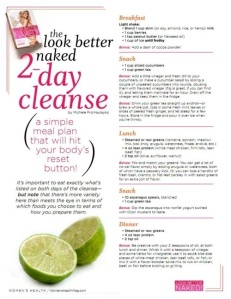2-day cleanse