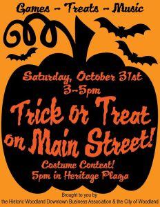 Trick or treat street