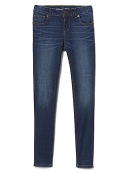 Superdenim Super Skinny Jeans with Fantastiflex - dark wash